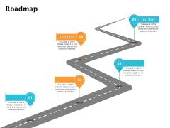 Real Estate Asset Management Roadmap Ppt Inspiration Elements PDF