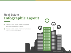 Real Estate Infographic Layout Ppt PowerPoint Presentation Ideas Portrait