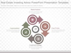 Real Estate Investing Advice Powerpoint Presentation Templates