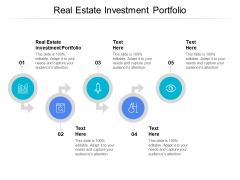 Real Estate Investment Portfolio Ppt PowerPoint Presentation Styles Template Cpb