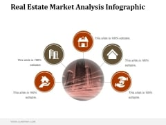 Real Estate Market Analysis Infographic Ppt PowerPoint Presentation Design Ideas