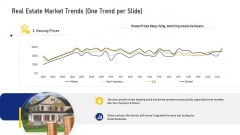 Real Estate Market Trends One Trend Per Slide Prices Ppt Icon Templates PDF