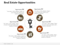 Real Estate Opportunities Ppt PowerPoint Presentation Microsoft