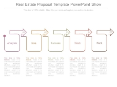 Real Estate Proposal Template Powerpoint Show