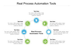 Real Process Automation Tools Ppt PowerPoint Presentation Model Maker Cpb Pdf