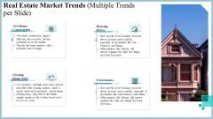 Real Property Strategic Plan Real Estate Market Trends Multiple Trends Per Slide Ppt Infographics PDF