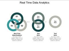 Real Time Data Analytics Ppt PowerPoint Presentation Model Background Designs Cpb