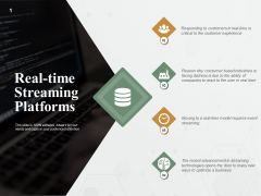Real Time Streaming Platforms Ppt PowerPoint Presentation File Images