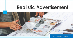 Realistic Advertisement Develop Effective Ppt PowerPoint Presentation Complete Deck With Slides