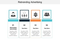 Rebranding Advertising Ppt PowerPoint Presentation Ideas Demonstration Cpb