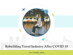 Rebuilding Travel Industry After COVID 19 Ppt PowerPoint Presentation Complete Deck With Slides