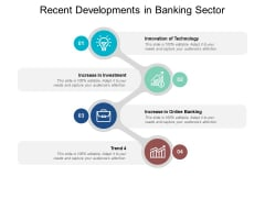 Recent Developments In Banking Sector Ppt PowerPoint Presentation Gallery Guide