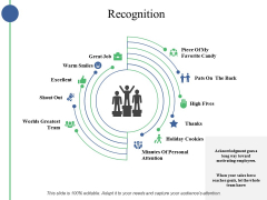 Recognition Ppt PowerPoint Presentation Icon Maker