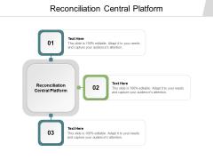 Reconciliation Central Platform Ppt PowerPoint Presentation Professional Structure Cpb Pdf