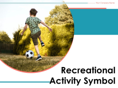 Recreational Activity Symbol Cricket Ball Ppt PowerPoint Presentation Complete Deck