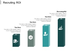 Recruiting Roi Ppt PowerPoint Presentation Icon Topics Cpb