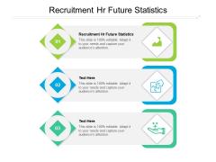 Recruitment HR Future Statistics Ppt PowerPoint Presentation Pictures Design Inspiration Cpb Pdf