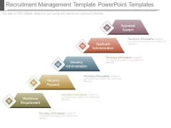 Recruitment Management Template Powerpoint Templates