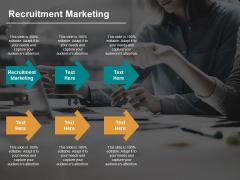 Recruitment Marketing Ppt Powerpoint Presentation Portfolio Visual Aids Cpb