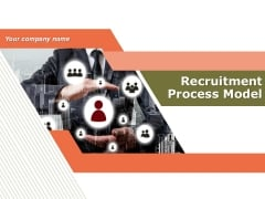 Recruitment Process Model Ppt PowerPoint Presentation Complete Deck With Slides