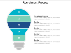 Recruitment Process Ppt PowerPoint Presentation Summary Graphics Download Cpb