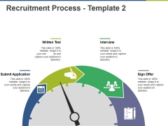 Recruitment Process Template 2 Ppt PowerPoint Presentation Icon Good