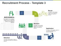 Recruitment Process Template 3 Ppt PowerPoint Presentation Model Show
