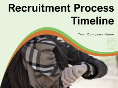 Recruitment Process Timeline Digital Recruiting Employee Value Proposition Ppt PowerPoint Presentation Complete Deck