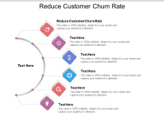 Reduce Customer Churn Rate Ppt PowerPoint Presentation Styles Themes Cpb Pdf