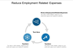 Reduce Employment Related Expenses Ppt PowerPoint Presentation Layouts Summary Cpb