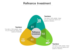 Refinance Investment Ppt PowerPoint Presentation Outline Format Cpb