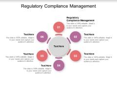 Regulatory Compliance Management Ppt PowerPoint Presentation Model Clipart Cpb Pdf