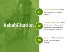Rehabilitation Ppt PowerPoint Presentation Example 2015