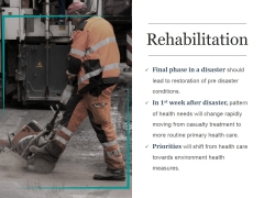 Rehabilitation Ppt PowerPoint Presentation Visuals