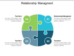 Relationship Managment Ppt PowerPoint Presentation Summary Slides Cpb