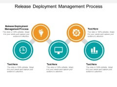 Release Deployment Management Process Ppt PowerPoint Presentation Outline Example Cpb