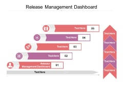 Release Management Dashboard Ppt PowerPoint Presentation Infographics Inspiration Cpb