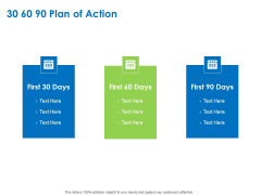 Relocation Of Business Process Offshoring 30 60 90 Plan Of Action Demonstration PDF