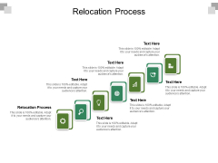 Relocation Process Ppt PowerPoint Presentation Ideas Gridlines Cpb Pdf