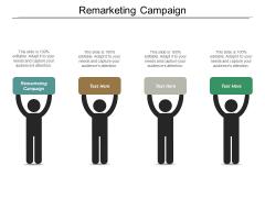 Remarketing Campaign Ppt PowerPoint Presentation Ideas Slide Cpb