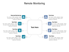 Remote Monitoring Ppt PowerPoint Presentation Ideas Templates Cpb Pdf