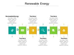 Renewable Energy Ppt PowerPoint Presentation Portfolio Graphics Template Cpb