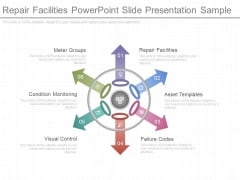 Repair Facilities Powerpoint Slide Presentation Sample