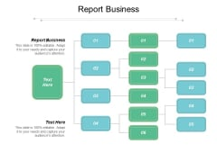 Report Business Ppt PowerPoint Presentation Show Outfit Cpb