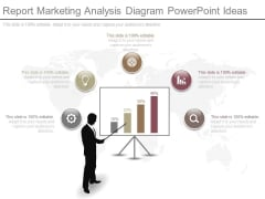 Report Marketing Analysis Diagram Powerpoint Ideas