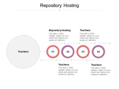 Repository Hosting Ppt PowerPoint Presentation Professional Information Cpb
