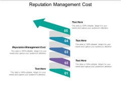 Reputation Management Cost Ppt PowerPoint Presentation Visual Aids Cpb