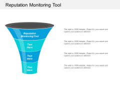 Reputation Monitoring Tool Ppt PowerPoint Presentation Summary Show Cpb