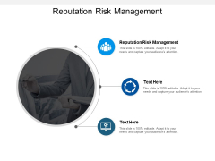 Reputation Risk Management Ppt PowerPoint Presentation Infographics Gallery Cpb