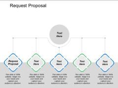 Request Proposal Ppt PowerPoint Presentation Themes Cpb